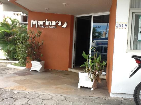 """Hotel Marina""""s Palace: Nem tão Palace assim!"""