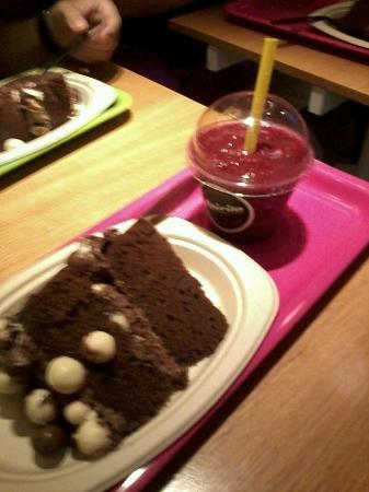 Spirito Cupcakes & Coffee: Brunch