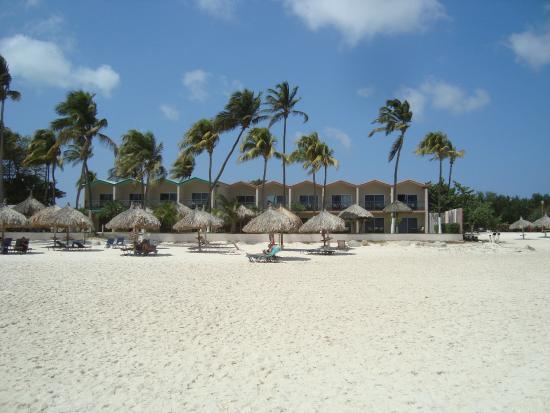 Divi Aruba All Inclusive : view of cabanas