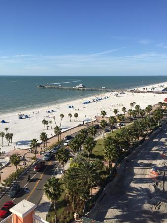 Hyatt Regency Clearwater Beach Resort & Spa: What a View!!!!
