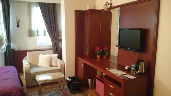 Dilhayat Kalfa Hotel: Room