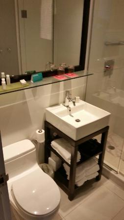 Hotel Indigo Boston - Newton Riverside: Bathroom