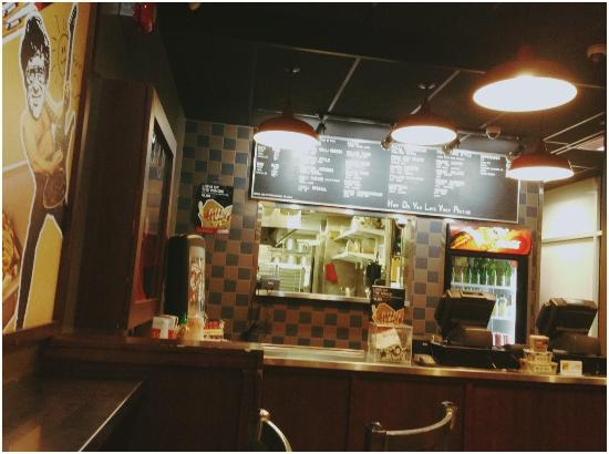 Smoke's Poutinerie: Storefront and Menu