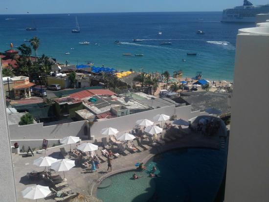 Cabo Villas Beach Resort Construction