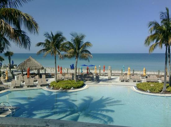 The Ritz Carlton Sarasota Gorgeous Pool And Beach At Lido Key Club