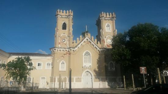 Santo Antonio Church : Fachada