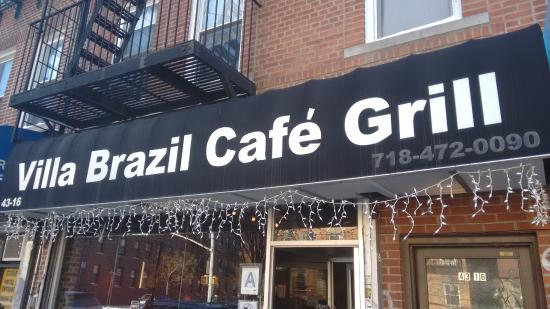 Photo of Brazilian Restaurant Villa Brazil Cafe Grill at 4316 34th Ave, Long Island City, NY 11101, United States