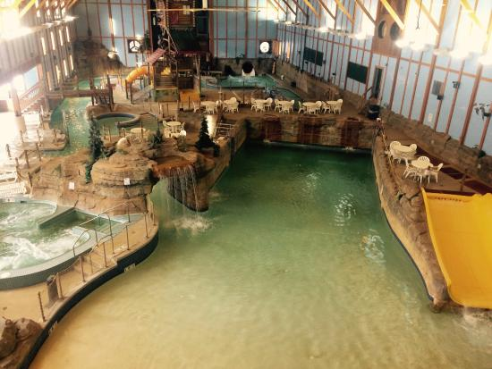 Grand Bear Falls Indoor Water Park