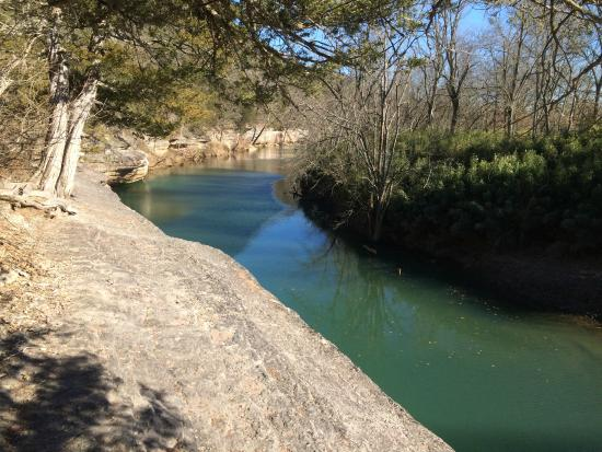 Withrow Springs State Park: War Eagle Trail