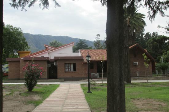 Parque y Sol: otro sector del hotel, son varios sectores lo que permite no juntar tanto a la gente