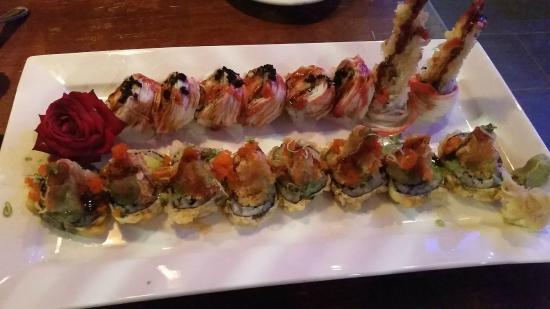 Kuchi Sushi and Hibachi