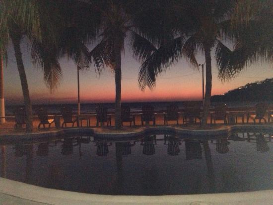 Hotel Anamar: Crepúsculo