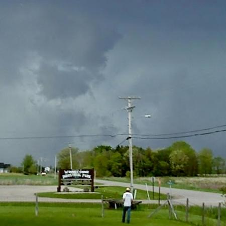 Winneconne, WI: Zane no fear, 2011 tornado