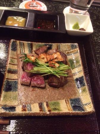 Teppanyaki Gosamaru