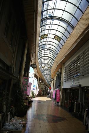 Shimabara Sanshine Shopping Arcade