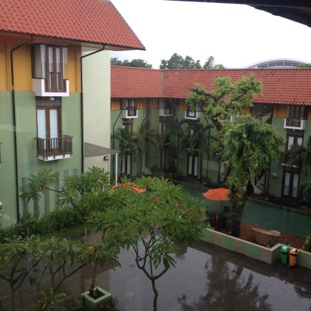 HARRIS Hotel Tuban: View from room