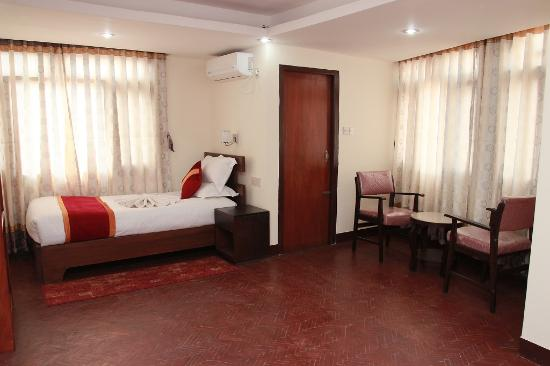 Shree Tibet Family Guest House: Appertment!!!