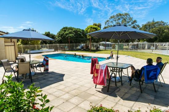 Albany Gardens Holiday Resort: Pool