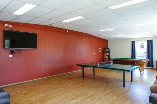 Albany Gardens Holiday Resort : Entertainment Room