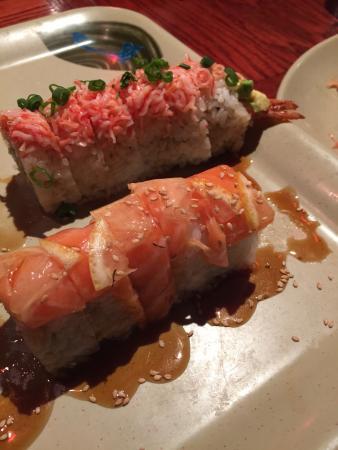 Sushi Pier Tahoe: Rollos