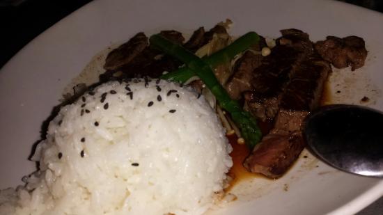 Tokyo Wako : Wahoo steak