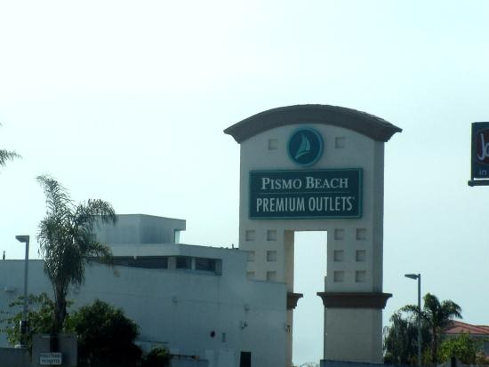 Pismo Beach Premium Outlets, Pismo Beach, Ca