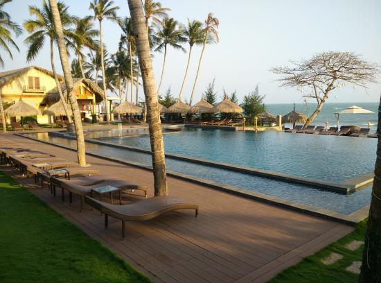 Aroma Beach Resort Spa Muine Pool