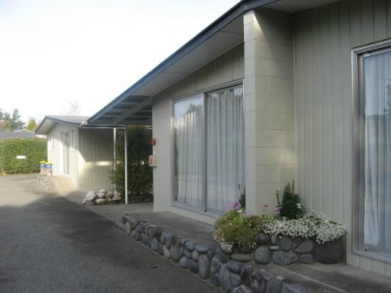 湯加裡羅河汽車旅館張圖片