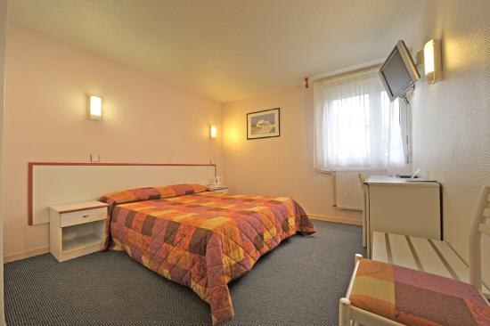 Le Moulin des Gardelles : Chambre double grand lit