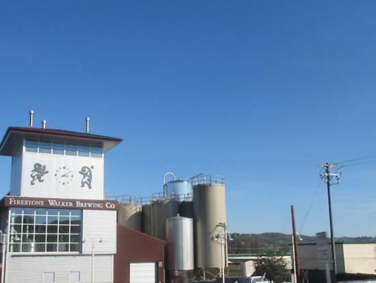Firestone Walker Brewing Company, Paso Robles, Ca