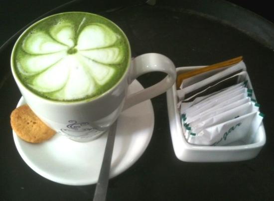 Coffee Corner Green late
