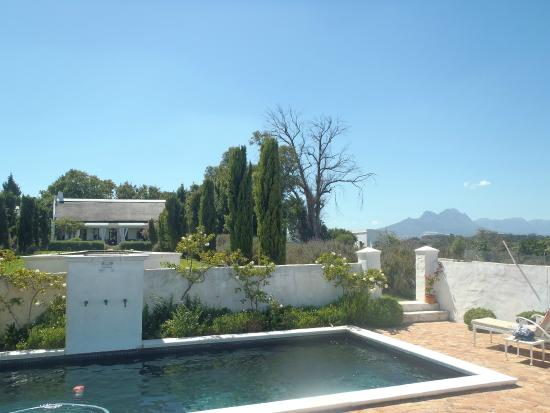Hawksmoor House at Matjieskuil Farm : Pool