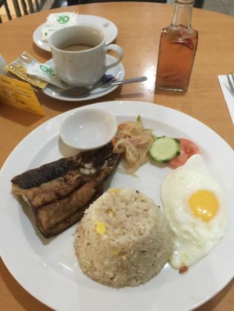 Charter House : Breakfast