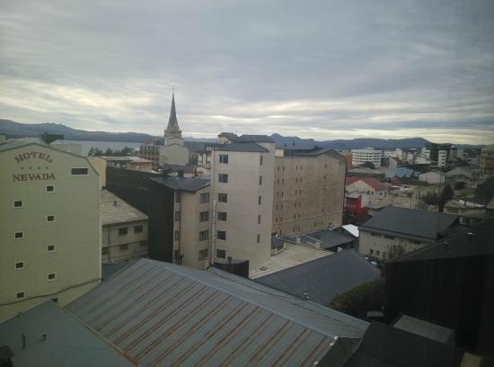 Hotel Bariloche Suites: Vista desde la habitación