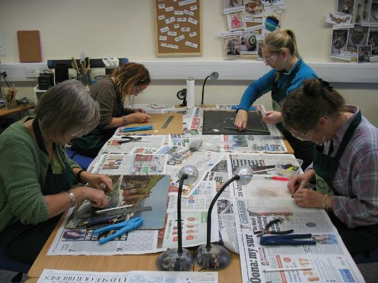 Cornwall School of Art, Craft and Jewellery