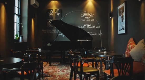 The Piano Bar Cape Town