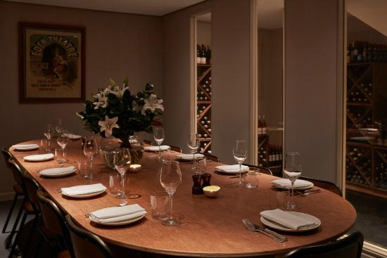 Private Dining Room Picture Of Portland Restaurant London Fascinating Private Dining Rooms Portland
