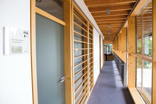 Serways Hotel Bruchsal West: Eingang Tagungsräume