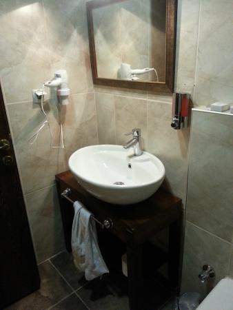 The Liwan Boutique Hotel : oda 304-banyo