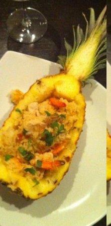 RESTAURANT LE VIRTUOZ : Ananas