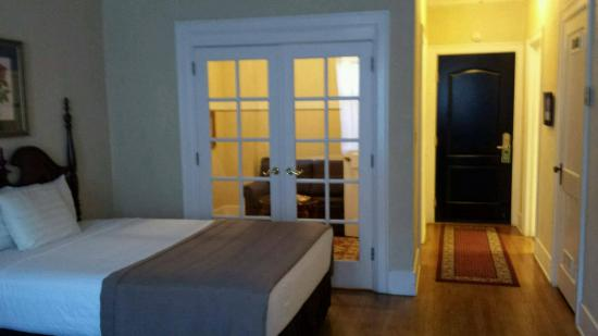 MarQueen Hotel: 部屋