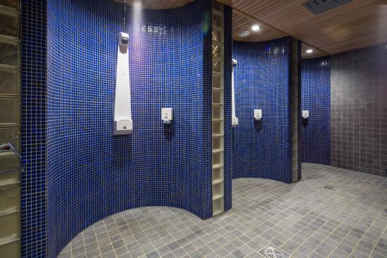 Lapland Hotel Saaga: Sauna area
