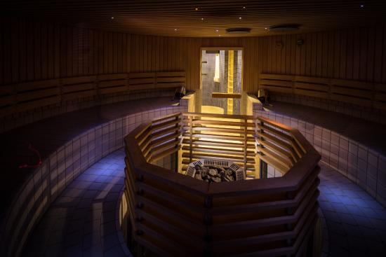 Lapland Hotel Saaga: Private sauna