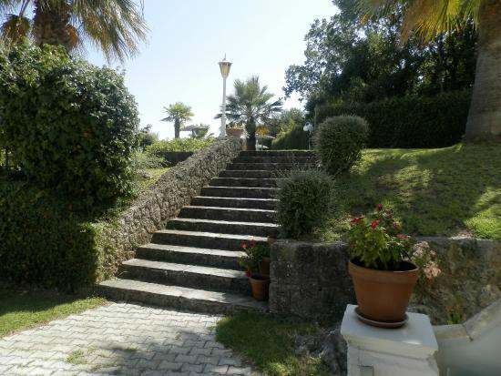 Panorama Hideaway: gardens