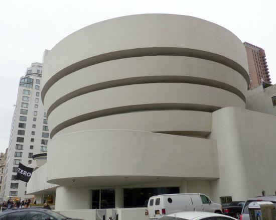 Guggenheim on the Museum Mile