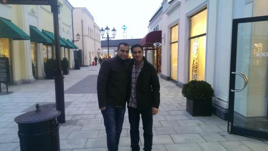 Designer Outlet Berlin: Great Day of Shopping