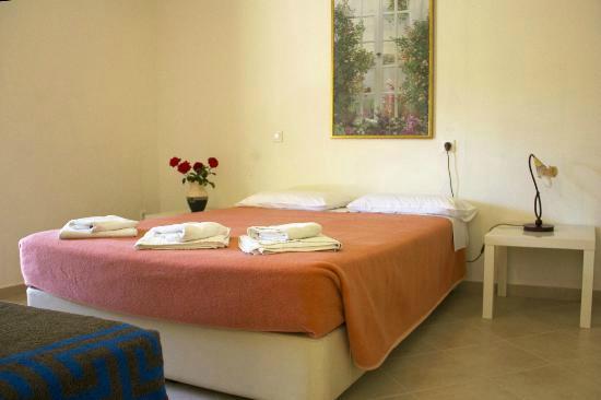 بانوراما هايداواي: family 1, bedroom