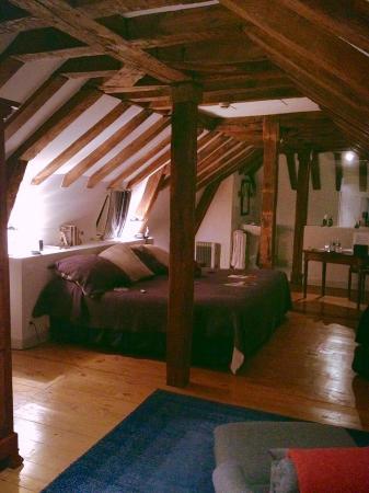 Le Chateau de Reignac : La Chambre Charcot