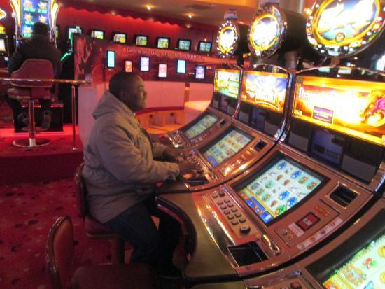 Casino 2000 Hotel: Juste pour la photo. Rien de bien méchant.