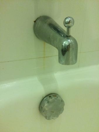 Savoy Sharm El Sheikh: 5* bathroom?